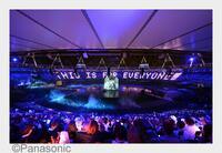 Panasonic ist Partner der olympischen und paralympischen Spiele in Rio 2016 und stellt visuelle Systeme für die Eröffnungs- und Schlussfeiern