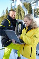 SKIDATA-Innovationen im Skitourismus: Buchungslösungen, Apps und Vernetzung