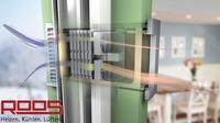 Energieeffiziente Lüftungssysteme von Roos - Das neue AIRFOX®
