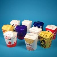 Moderne und praktische Foodboxen für Takeaway und Lieferservice