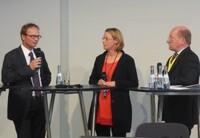 Unternehmen 4.0: Guido Zander diskutiert auf der CeBIT 2016 über Möglichkeiten flexibler Personaleinsatzplanung