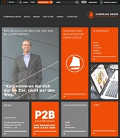Eversfrank Gruppe mit neuer Website