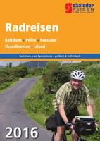 Neuer Radreise-Katalog 2016