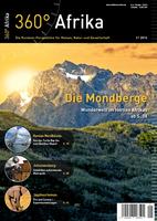 360° Afrika: Das neue Magazin über den Kontinent der Vielfalt startet im Januar