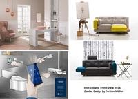imm cologne Trend-View 2016: Smart Home zieht ins Bad - Wärmekabine als Möbel - exotisches Wohnen