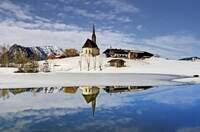 Inzell: Streifzüge durchs Winterwunderland