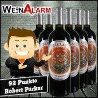Starker Rotwein aus dem Montsant mit 92 Punkten von R. Parker.
