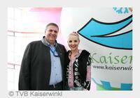 Wanderparadies mit Promifaktor: Kaiserwinkl präsentiert mit Sängerin Hannah  die Neuerungen der Region
