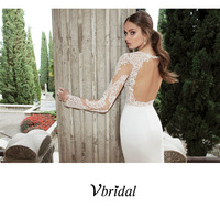 Finden Sie IHR wunderschönes Brautkleid bei Vbridal heraus!