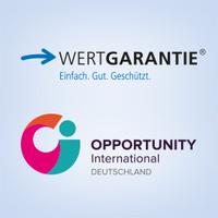 Wertgarantie und Opportunity International: Die Zukunft geht zur Schule