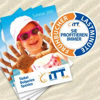 Der Reiseveranstalter ITT schafft einen fließenden Übergang von Frühbucher zu Lastminute