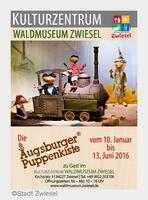 Zwiesel - Sonderausstellung Augsburger Puppenkiste