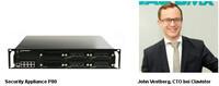 Unified Telecom Appliance: Clavister stellt neues Security Gateway P80 vor