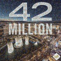 Besucherrekord in Las Vegas: 42 Millionen in 2015