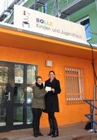Mahr EDV Spende für Straßenkinder