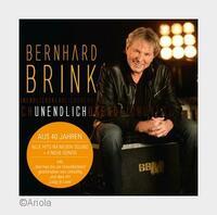 showimage Bernhard Brink - das neue Album - Unendlich