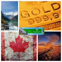 Entwicklung Canada Gold Trust und Henning Gold Mines