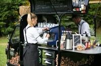 editho AG betreibt mobile Kaffeebar als Event-Caterer beim SV Darmstadt 98