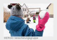 """""""Spaß im Schnee statt Ärger vor Gericht"""" - Verbraucherinformation des D.A.S. Leistungsservice"""