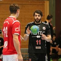 Handball-Bundesliga: Kevin Herbst bleibt dem HC Erlangen treu