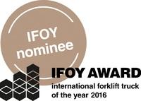 IFOY Awards 2016: Dreifach-Nominierung für Crown Gabelstapler