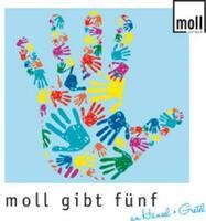 moll engagiert sich - engagieren Sie sich mit: Spendenaktion zu Gunsten der Stiftung Hänsel+Gretel