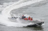 Boot Düsseldorf 2016 - Kapitän zur See: So was bin ich noch nie gefahren.