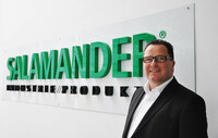 Salamander setzt auf internationale Expansion: Tobias Klinkhammer neuer Area Sales Manager Americas, Asia, Oceania