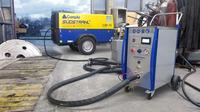 Kompressoren mit Dieselpartikelfilter