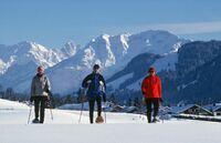 Schneeschuhwandern & mehr: Entspannte Wintererlebnisse mit der KönigsCard