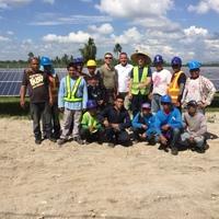 alarm.direct sichert Solarpark auf den Philippinen