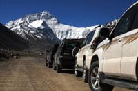 Moments on the Road - Tibetisches Hochland und Mount Everest Basislager.