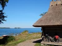 Per Rad durch das Baltikum