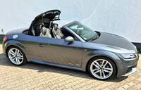 SmartTOP Zusatz-Verdecksteuerung für Audi TT Roadster 8S jetzt erhältlich
