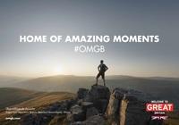 "Neue Kampagne zeigt Großbritannien als ""Home of Amazing Moments"""
