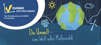 Schüler erklären beim Vektoria Award wie Mathematik die Umwelt verständlicher macht