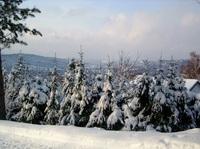 Siegerland im Schneezauber und Autotest-Report