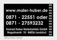 Maler in Landshut - Konrad Huber Malerbetrieb GmbH