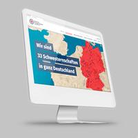 Healthcare Werbeagentur mcs schaltet die Website für den Verband der Schwesternschaften vom DRK e.V. online