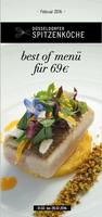 Genussmonat Februar:  Düsseldorfer Spitzenköche laden zum zweiten Best Of-Menü