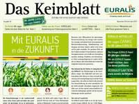 Das Keimblatt - die EURALIS Unternehmenszeitung
