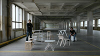 Neu in Möbeldesign-Szene Berlin - woodhound furniture am Start