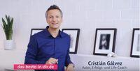 Neues Online-Coaching von Persönlichkeitstrainer Cristián Gálvez