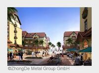 One Belt, One Road - Handelsplattform Metal Eco City