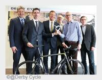 Hellmann Worldwide Logistics betreibt neues Zentrallager für den Fahrradhersteller Derby Cycle
