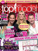 """Neu bei Ehapa: Das """"Germanys next Topmodel""""-Magazin erscheint am 11. Februar 2016!"""