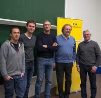 hl-studios aus Erlangen setzt Vortragsreihe mit Hochschule Ansbach fort