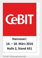 CeBIT 2016: Systemhaus LANOS präsentiert perfekten IT-Arbeitsplatz und neues timeCard Addon