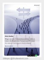 Unternehmenskrisen mit Hilfe des Turnaround-Managements überwinden
