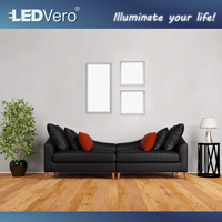 LEDVero bringt eine neue Produktlinie ihrer LED-Panels auf den Markt